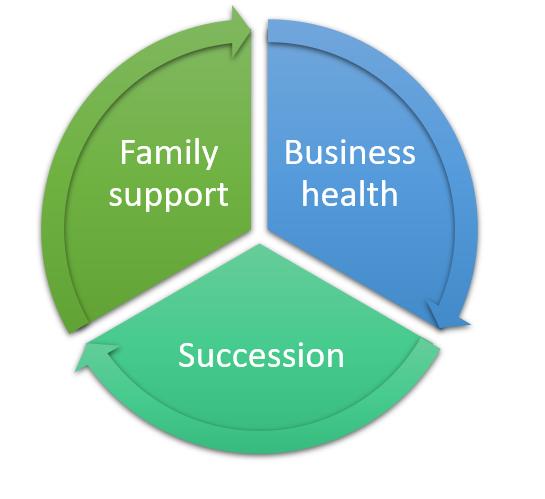 zusammenhang_unternehmen-Übergabe und familie